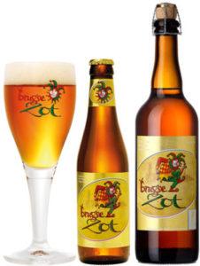 Brugse Zot, beer pipeline, Brugge, Bruges