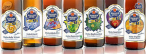 Schneider Weisse wheat beer specialties