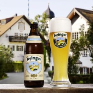 Ayinger Brauweisse best german wheat beer