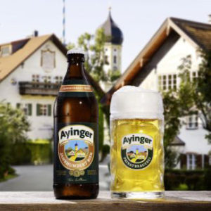 Ayinger best german beer