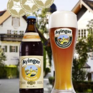 Ayinger Urweisse world best beer