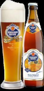 Schneider weisse TAP7 Mein Original