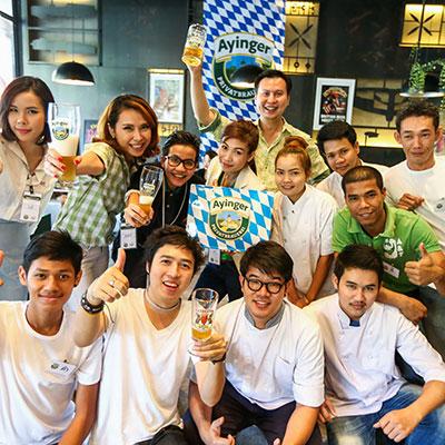 Ayinger Thailand