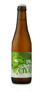green killer, belgian IPA, India Pale Ale