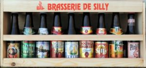 Beer from brasserie de silly