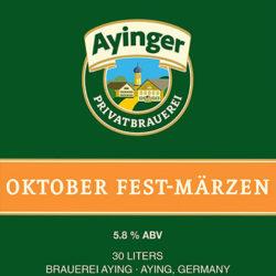 Ayinger Oktober fest-marzen Oktoberfest