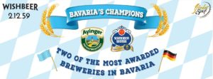 best german beers Schneider Weisse and Ayinger