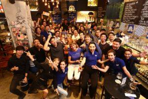 Schneider Weisse in Bangkok Thailand