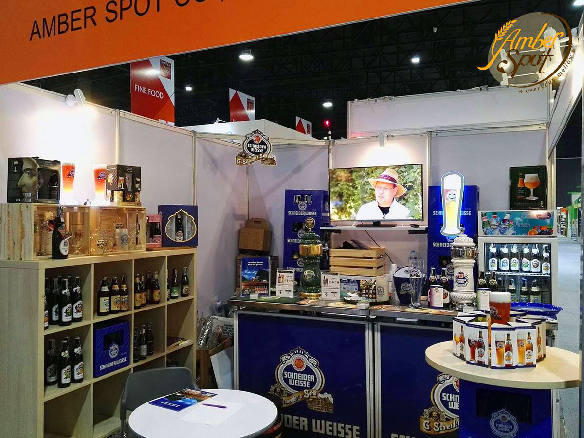 Amber Spot at ThaiFex world of food Asia 2016 – AmberSpot Thailand's