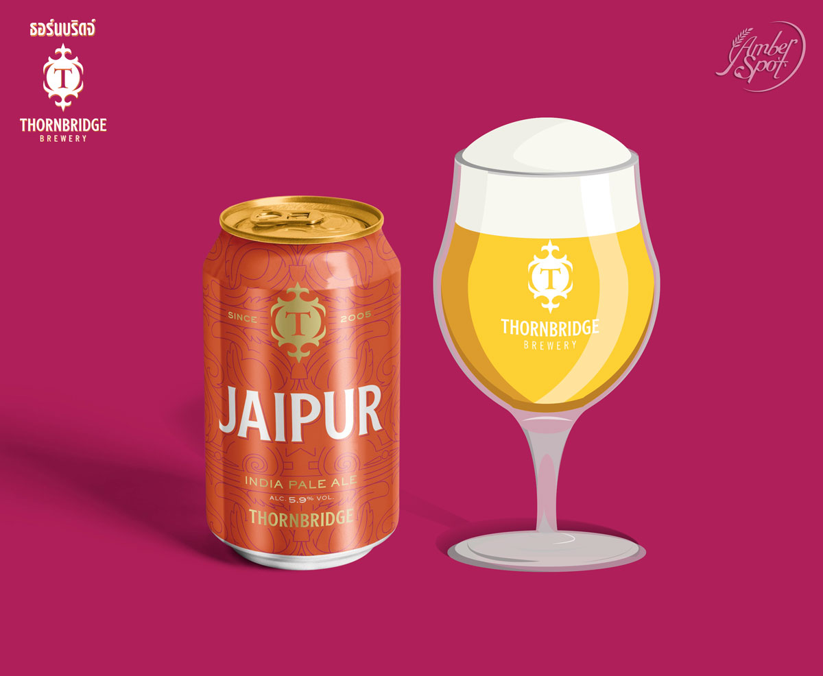 Jaipur IPA, India Pale Ale