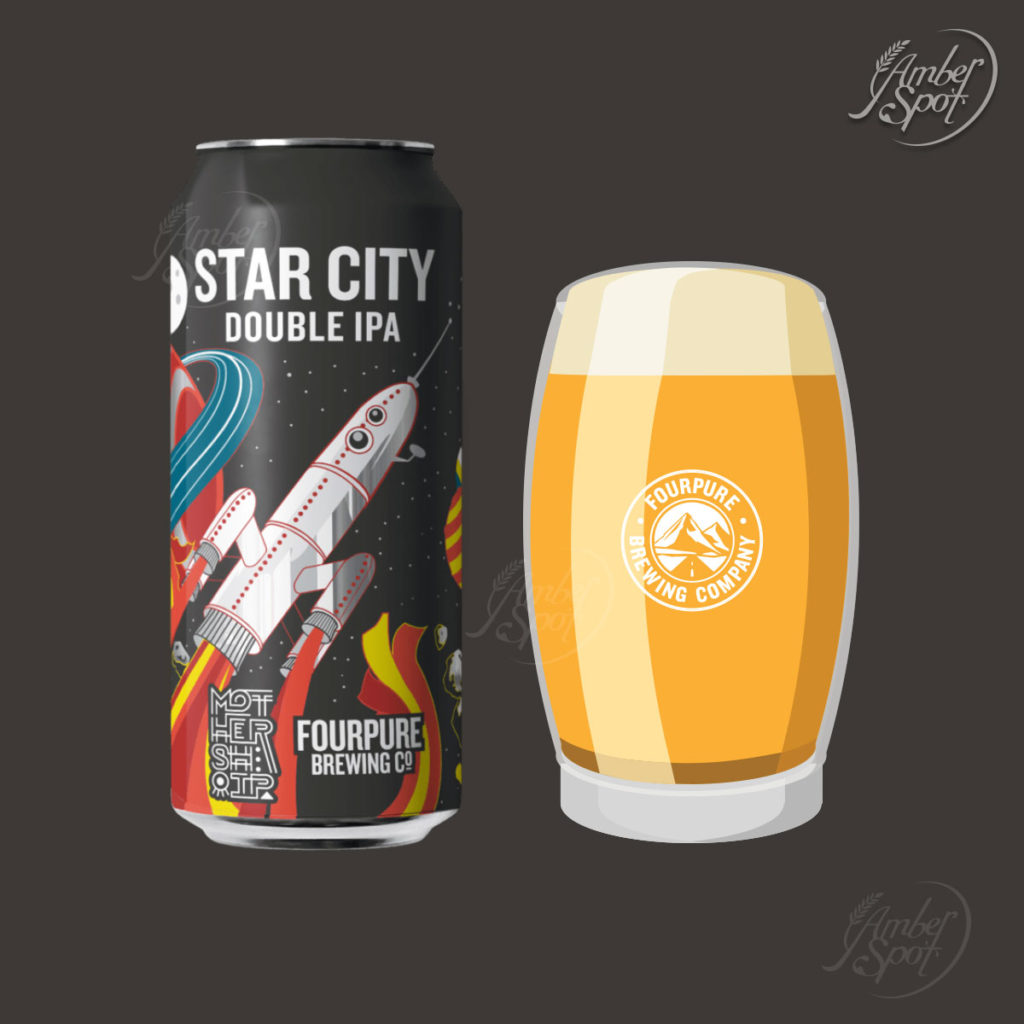Star City, Double IPA 7.4%