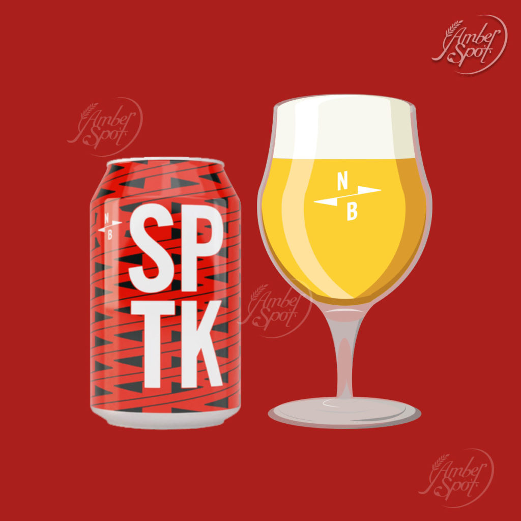 Sputnik, American Pale Ale 5.0%